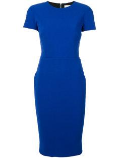 облегающее платье Victoria Beckham
