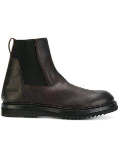 ботинки по щиколотку Rick Owens
