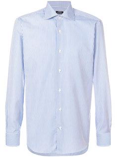 полосатая классическая рубашка Barba