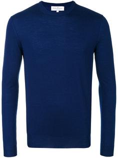 свитер с круглым вырезом Salvatore Ferragamo