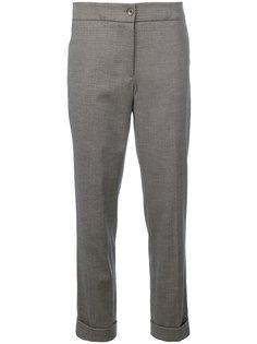 брюки с отворотами  Etro