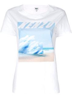 футболка Waves Kenzo