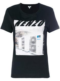 футболка Fan Kenzo