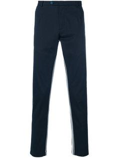 брюки с полосками по бокам Dolce & Gabbana