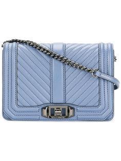 стеганая сумка на плечо Rebecca Minkoff