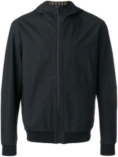 куртка с капюшоном Z Zegna