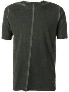 асимметричная футболка Isaac Sellam Experience