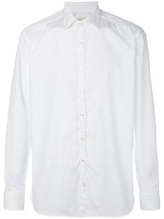 классическая белая рубашка Etro