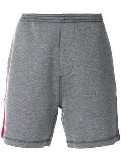 шорты с полосками по бокам Dsquared2