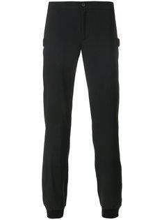 спортивные брюки с застежкой на пуговицу Les Hommes
