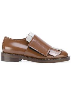 ботинки на липучках Marni
