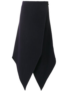 юбка с асимметричным подолом JW Anderson