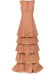 lace maxi gown Martha Medeiros