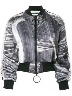 куртка-бомбер  Off-White