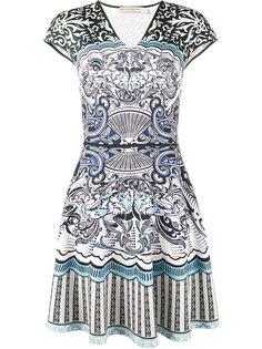 платье с принтом  Mary Katrantzou