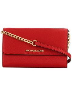 сумка через плечо с логотипом Michael Michael Kors