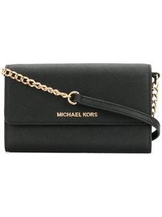 сумка на плечо с логотипом Michael Michael Kors