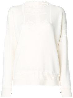 свитер с круглым вырезом Sabrine Belstaff