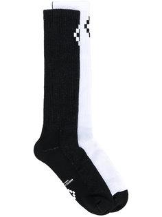 длинные носки Cruz Marcelo Burlon County Of Milan