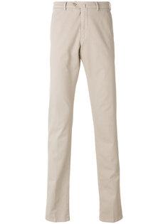 классические брюки-чинос Loro Piana