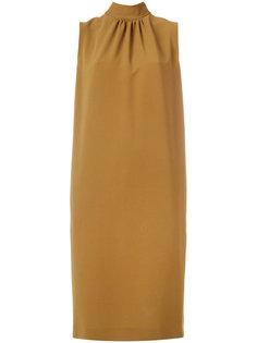 платье халтер  Joseph
