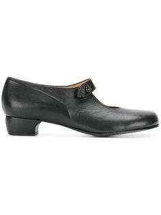 туфли с закругленным носком Daniela Gregis