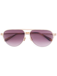 """солнцезащитные очки """"авиаторы"""" Brioni"""