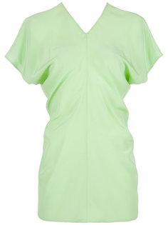 draped blouse Reinaldo Lourenço