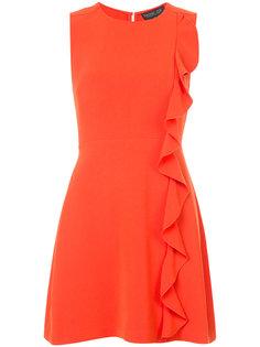 платье с оборками Rachel Zoe