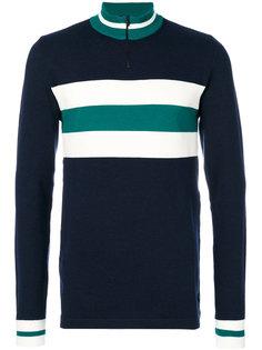 свитер с полосками Fendi