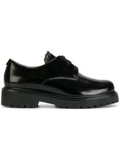 ботинки со шнуровкой и толстой подошвой Twin-Set