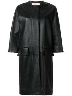 удлиненное пальто Marni
