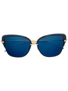 солнцезащитные очки в оправе кошачий глаз Thom Browne