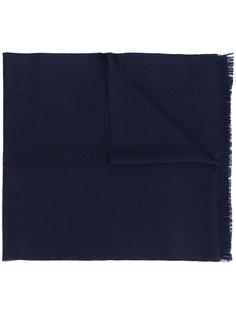 классический шарф Emporio Armani