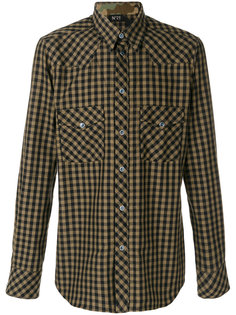 клетчатая рубашка Nº21