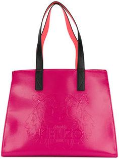 лакированная сумка Kenzo