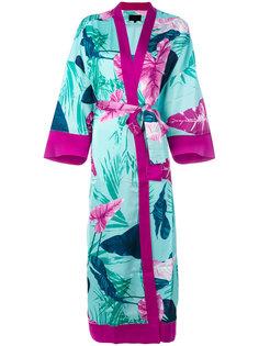 кардиган-кимоно с рисунком и поясом Iil7