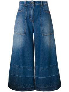 джинсовые кюлоты  Love Moschino