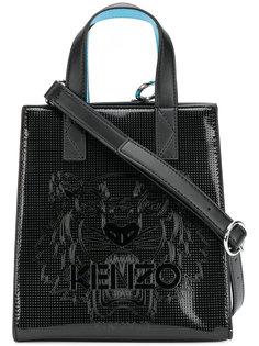 лакированная сумка-шоппер Kenzo