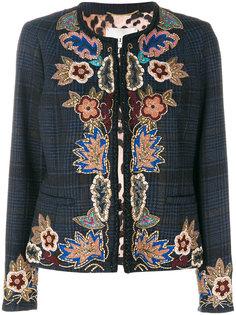 пиджак с вышивкой  Bazar Deluxe