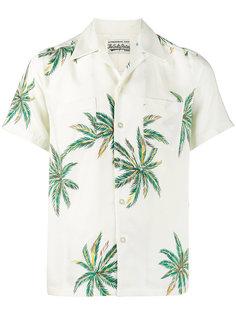 гавайская рубашка с пальмами Wacko Maria