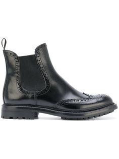 ботинки без застежки Churchs