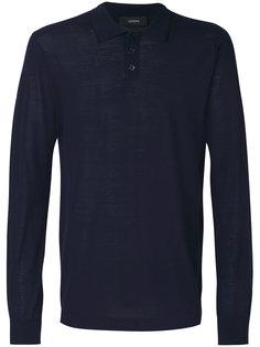 классическая рубашка-поло Joseph