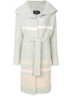 халат с капюшоном Woolrich