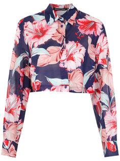 floral print shirt Reinaldo Lourenço