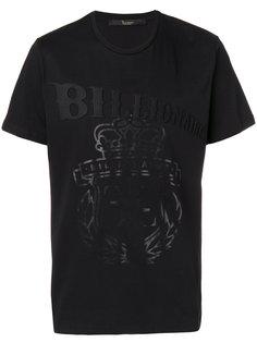 футболка с логотипом Billionaire
