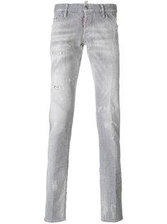 удлиненные джинсы Clement Dsquared2