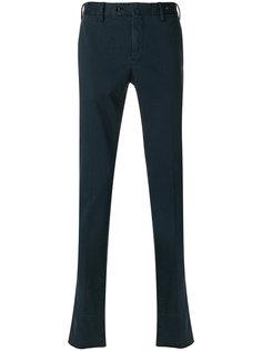 очень узкие брюки-чинос Pt01