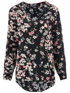 floral shirt Reinaldo Lourenço