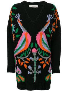 свитер с V-образным вырезом  Veronique Branquinho